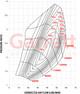 Garrett G25-660 Reverse Turbocharger O/V V-Band / V-Band 0.92 A/R Internal WG
