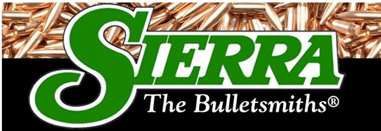 SIERRA RIFLE BULLETS