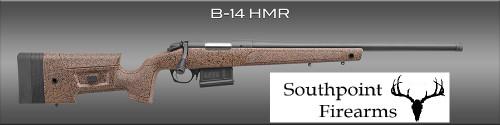 Remington 700 Mountain Stainless Steel