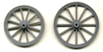 WOOD SPOKE WHEELS–LARGE