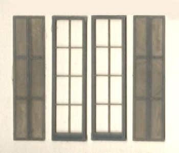 WELLS FARGO BALCONY DOORS/SHUTTERS