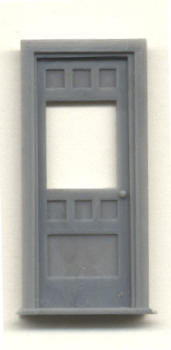 30″ DOOR W/ WINDOW AND FRAME