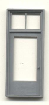 DOOR W/ FRAME 4'2X9'2