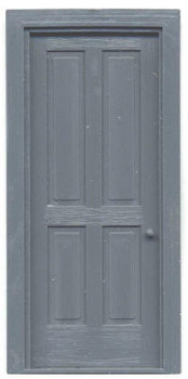 STATION OR HOUSE DOOR W/ FRAME