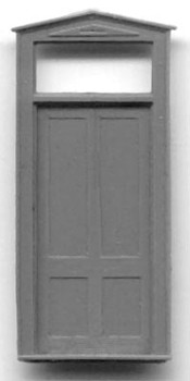 36″ DURANGO STATION DOOR W/FRAME AND TRANSOM