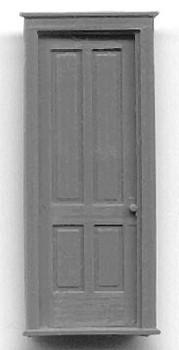 30″ STATION DOOR-4 PANEL