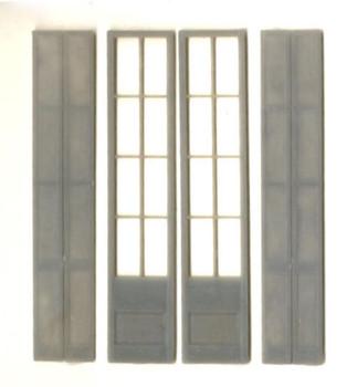 WELLS FARGO  FRONT DOORS SHUTTERS