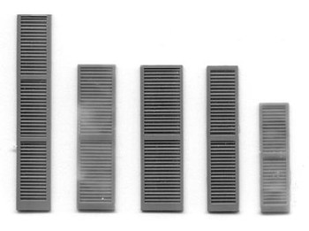 LOUVERED WINDOW SHUTTERS-15″X87″