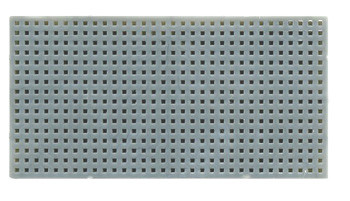 Grate with .050″ holes