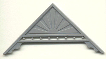 SUNBURST GABLE TRIM
