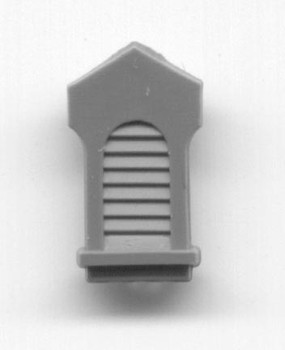 VICTORIAN STYLE LOUVERED ATTIC VENTS