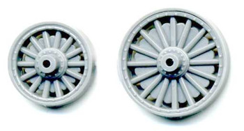 SUNBURST CIRCUS WAGON WHEELS–2 SIZES