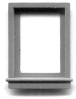 20″ x 27″ ATTIC/CLOSET/CABOOSE WINDOW