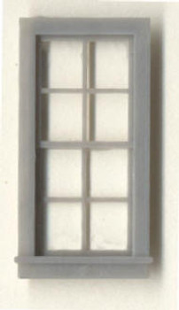 27″x 64″ WINDOW DOUBLE HUNG–4/4 LIGHT
