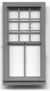 36″x 76″ WINDOW DOUBLE HUNG–9/2 LIGHT RGS Style Depot