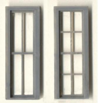 24″x 82″ WINDOWS DOUBLE HUNG–2/2 LIGHT  DOUBLE HUNG–4/4 LIGHT RGS Style Depot