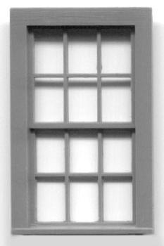 30″ x 56″ WINDOW DOUBLE HUNG — 6/6 LIGHT