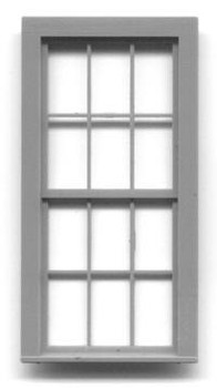 38 x 86″ WINDOW DOUBLE-HUNG–6/6 light