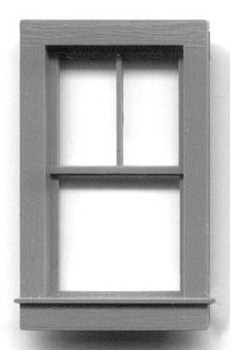 28″ x 48″ WINDOW double hung–2/1 light **coordinates with window #3764, 3766
