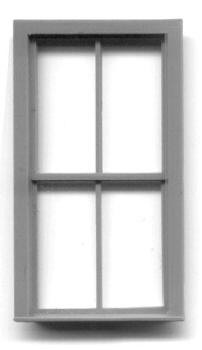 38″ x 78″ WINDOW  DOUBLE-HUNG –2/2 LIGHT  Strong, Maine