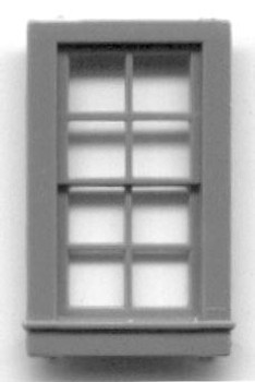 27″ x 48″ WINDOW DOUBLE HUNG -8 PANE