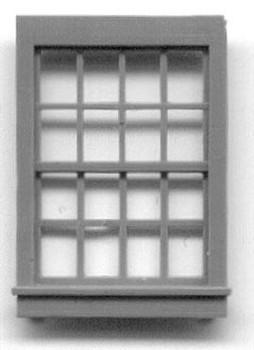 36″ x 52″ WINDOW DOUBLE HUNG-16 PANE