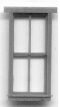 30″ x 69″ STATION WINDOWS DOUBLE HUNG, 2/2 LIGHT