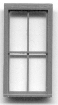 36″ x 82″ WDW DOUBLE HUNG-4 PANE RGS Style Depot