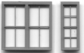 WINDOW SET 72″ x 82″ DOUBLE 24″ x 82″ SINGLE RGS Style Depot