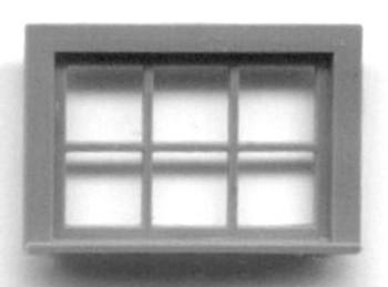 HORIZONTAL WINDOW 6 PANE
