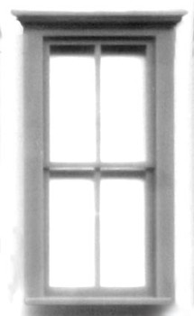 32″ x 70″ WINDOW DOUBLE HUNG, 2/2 LGHT