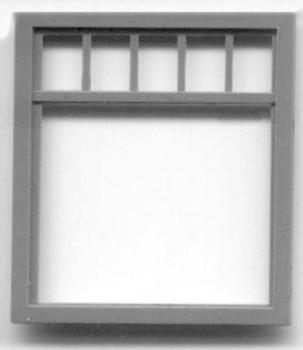 63″ x 75″ COMMERCIAL WINDOW 6-LIGHT