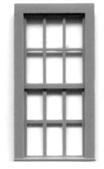 38″ X 86″ WINDOW DOUBLE HUNG–6/6 LIGHT