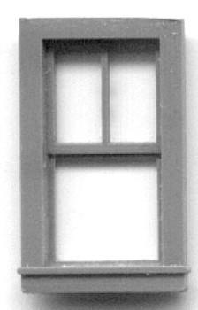 28″ x 48″ WINDOW DOUBLE HUNG–2/1 LIGHT