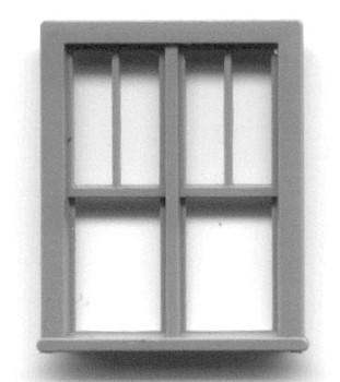 42″ X 62″ DOUBLE WINDOW DOUBLE HUNG–2/1 LIGHT