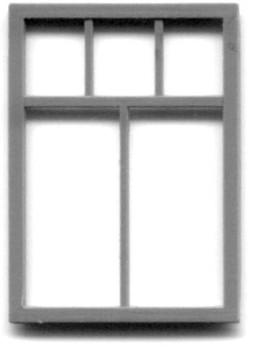 56″ X 82″ POOL HALL WINDOW 3/2 LIGHT