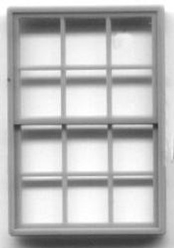 36″x 56″ WINDOW DOUBLE HUNG -6/6 LIGHT (for masonry buildings)