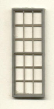 37.5″x 104″WINDOW DOUBLE HUNG-9/9 LIGHT (for masonry buildings)