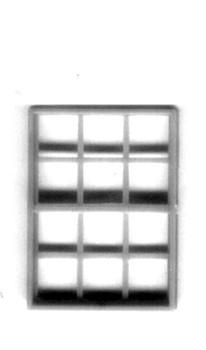 36″ x 56″ WINDOW DOUBLE HUNG-12 PANE (for masonry buildings)