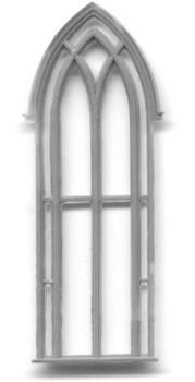 60 x 180″ GOTHIC CHURCH WINDOW