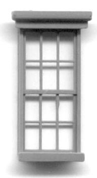 31″ x 65″ WINDOW FOR MASONRY W/STONE LINTEL/SILL  DOUBLE HUNG