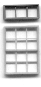 36 x 56″ WINDOW AND TRANSOM SET(for masonry buildings)