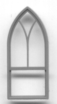 GOTHIC WINDOW (for masonry buildings)
