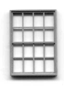 48″ x 68″ WINDOW  DOUBLE HUNG-8/8 LIGHT(for masonry buildings)