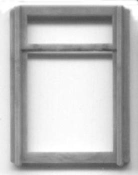 NARROW GAUGE COACH WINDOWS –WIDE