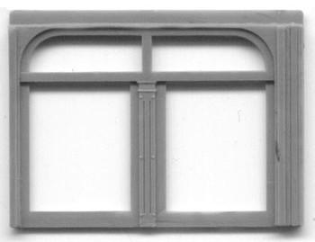 HALL SCOTT DOUBLE WINDOW