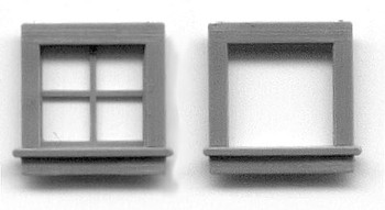 28″ x 26″ WINDOW SINGLE SASH–4 LIGHT