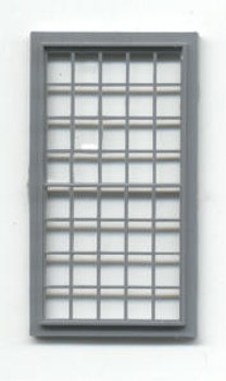 60″X120″ WINDOW- DOUBLE HUNG-40 PANE (for masonry)