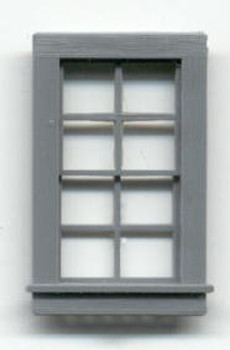 27″X38″ WINDOW-DOUBLE HUNG-8 PANE