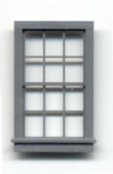 36″X64″ WINDOW- DOUBLE HUNG-12 PANE